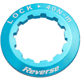 Reverse Lock ring cassettes, light blue